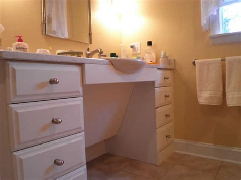 28 wheelchair accessible bathroom vanity wheelchair