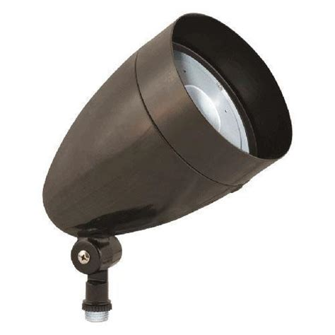 Rab Outdoor Led Lighting Rab Lighting Hbled10ya Led Flood Spot Light Fixture 10 Watt 3000k Bronze Energy Avenue