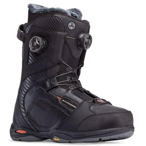 k2 boots k2 thraxis boa mens snowboard boots new black 2015