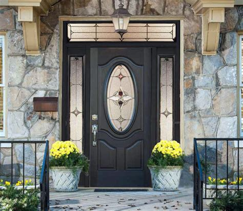 Decorative Glass Front Doors St Louis Exterior Decorative Glass Doors From Wilke