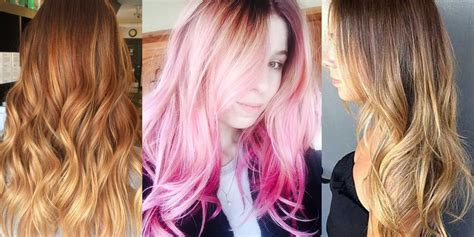 What Is Difference Between Some Ombre Color Melting Balayage Ombre | what is difference between some ombre color melting