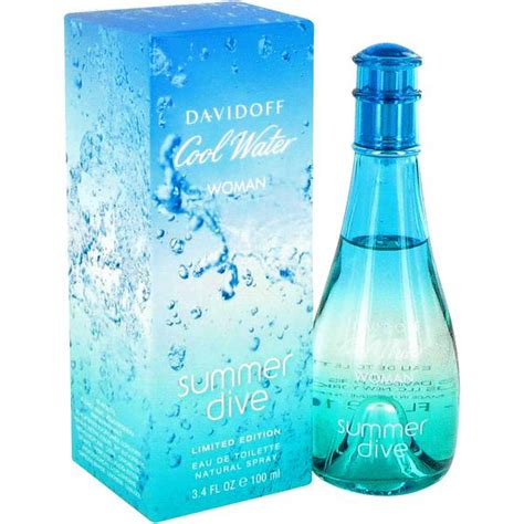 davidoff cool water summer dive cool water summer dive perfume for by davidoff