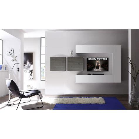 soggiorno rovere grigio soggiorno moderno composizione soho rovere grigio