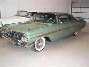 1959 Chevrolet Impala For Sale 1959 Chevrolet Impala For Sale Burr Ridge Illinois