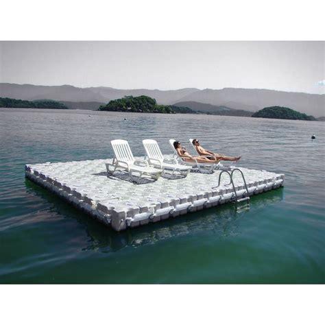 boat dock swim platform modular dock swim platform in 2019 boat dock floating