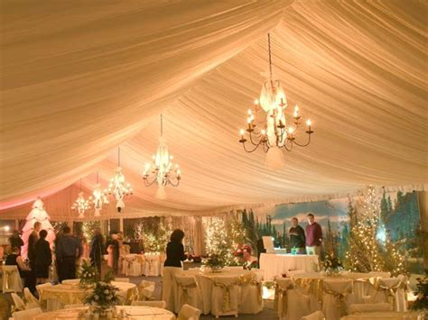 wedding fabric draping draping fabric in tent ceiling or barn weddingbee