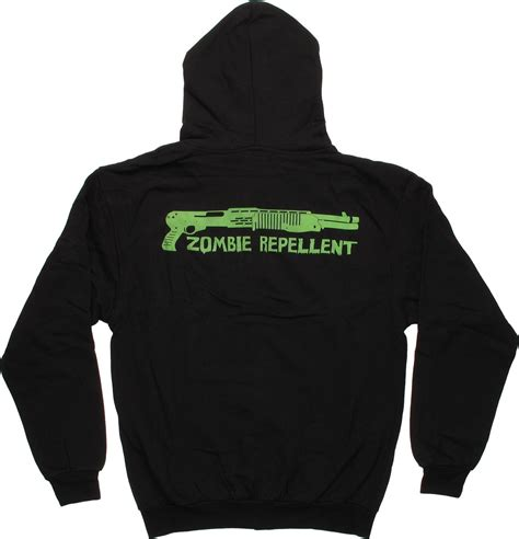 Hoodie Zipper Resident Evil resident evil repellent zip hoodie
