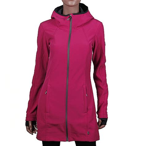 ladies bench coat bench haphazard softshell womens coat jacket zipper hoodie