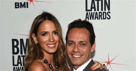 how much does anthony daniels weigh what may have caused marc anthony s split with shannon de