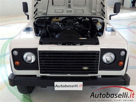 pedane defender 90 land rover defender 90 sw 2 4 td climatizzatore 4x4