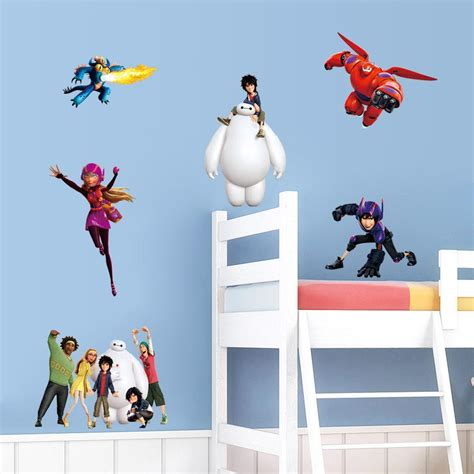 character wall stickers wall sticker character removable poster boys decorative wall decals child room