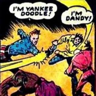Yankee Doodle Jones Dandy Character Comic Vine