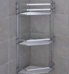 shower corner shelf cool storage for small space home