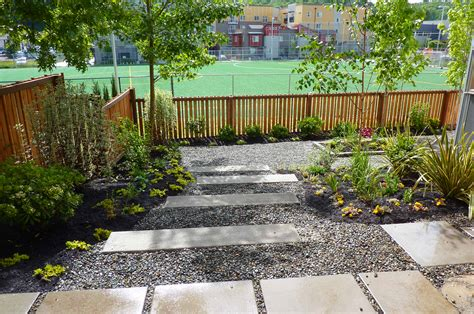 Garden Design by Erin Lau Design Seattle Burien Renton Landscape