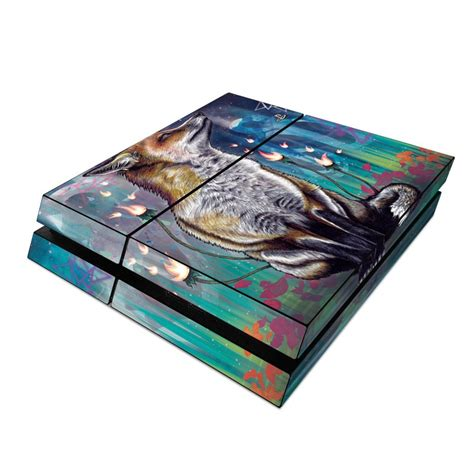 Ps4 Mat by Sony Ps4 Skin There Is A Light By Mat Miller Decalgirl