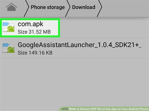 how to extract apk file in android how to extract apk file of any app on your android phone