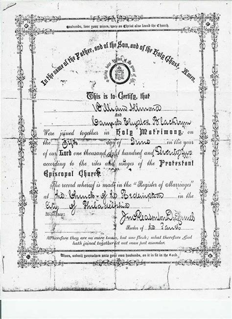 Marriage Records Philadelphia Philadelphia County Pagenweb Archives