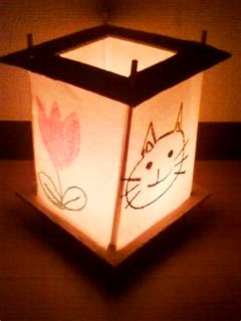 Japanese Paper Lanterns Craft - preschool crafts for easy japanese paper lantern craft