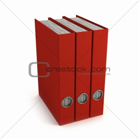 Office Folders by Image 654580 Office Folders From Crestock Stock Photos