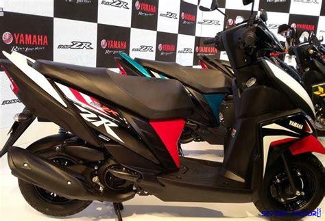 Sepeda Motor Zr skutik yamaha cygnus zr dapat penyegaran warna baru