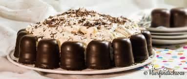mohrenkopf kuchen schokokuss torte mit biskuitteigboden kindergeburtstag