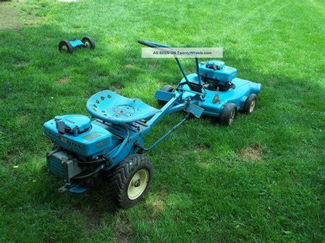 lawn boy loafer for sale 1962 blue lawn boy loafer lawn mower tractor