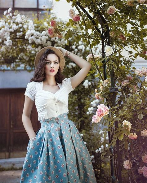 25 best ideas about modern vintage fashion on