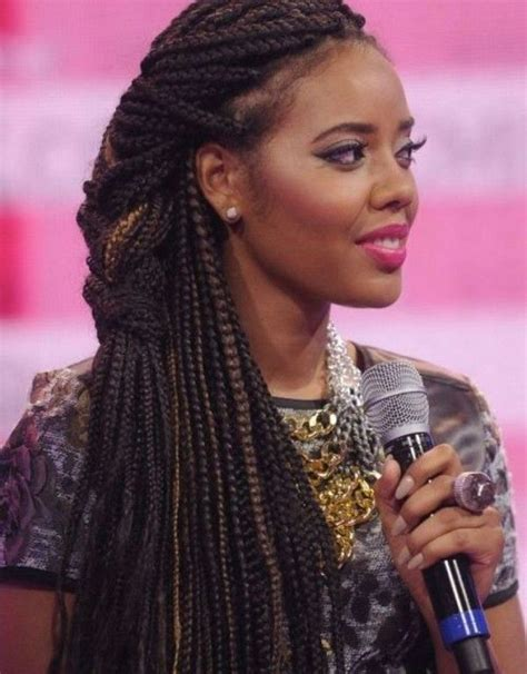 prom hairstyles for box braids 17 best images about braids on pinterest box braids