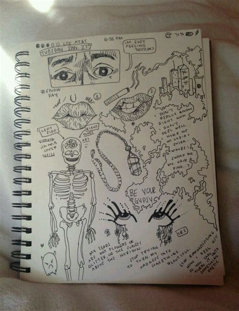 word notebook layout wont save 1000 ideas about notebook doodles on pinterest doodles