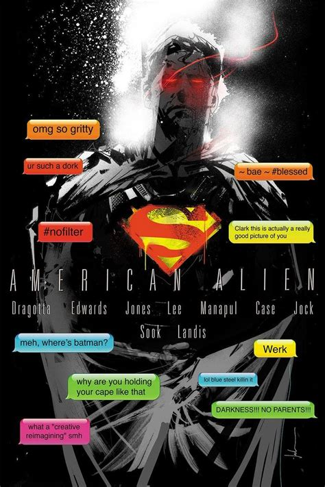 superman american alien hc 1401262562 234 best images about artist jock mark simpson on batman year one catwoman and