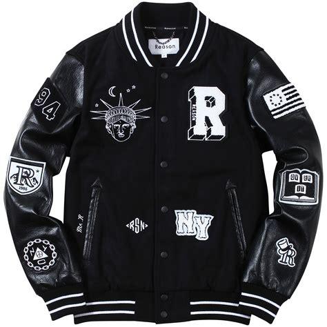 Jaket Sweater Marshall Lification jacket varsity blackpatches 07 png 2000 215 2000 i this fashion