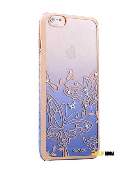 Totu Color Slim Fit Protective For Apple Iphone 66s kavaro iphone 6 plus mavi kelebek desenli swarovski taşlı