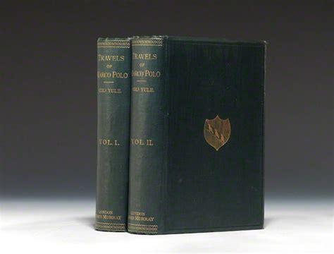 best biography book marco polo book of ser marco polo marco polo bauman rare books