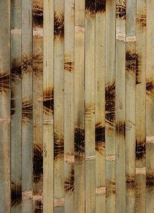 Bamboo Wainscot by Bamboo Wall Paneling Wainscot Tortoise Color Roll 4 X8 Ebay