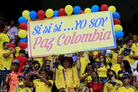 imagenes de venezuela vs colombia fotos tribunas colombia vs venezuela