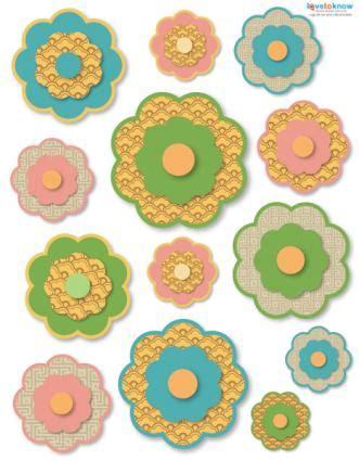 printable scrapbook flowers free digital scrapbooking flowers lovetoknow