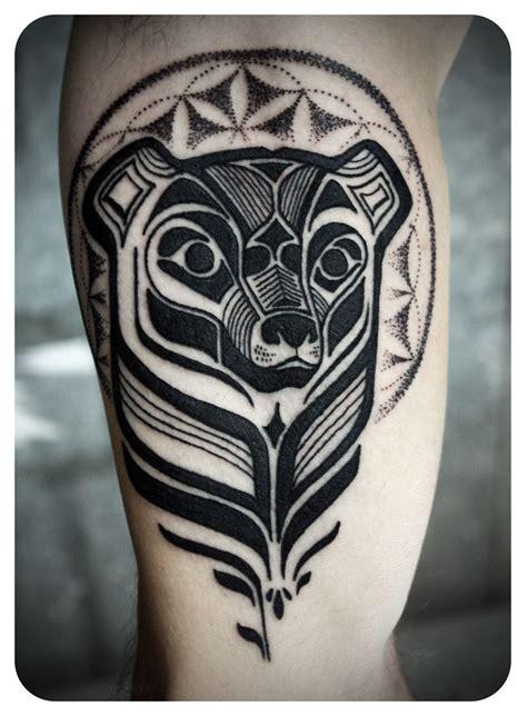 blending tribal tattoos gallery hawk studio david hale i how