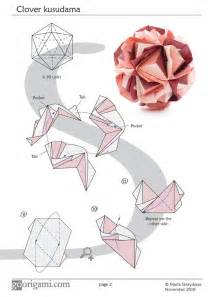 Origami Tutorial Pdf - 17 best ideas about origami on origami