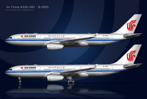 United Airlines American Airlines by A330 200 Norebbo