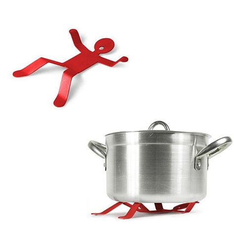 funny kitchen gadgets funny kitchen gadget for hot pots extra design