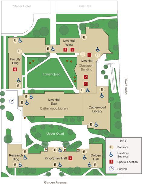 ilr college map the ilr school cornell