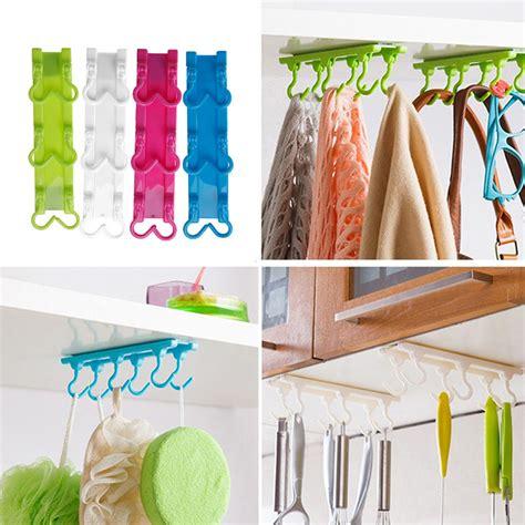 kitchen utensils storage cabinet new arrival kitchen utensils rack holder hook ceiling wall