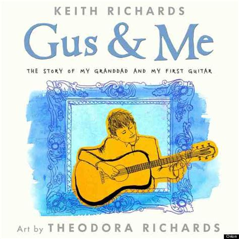 what you a gus murphy novel books keith richards the children s book author 11 gloriously