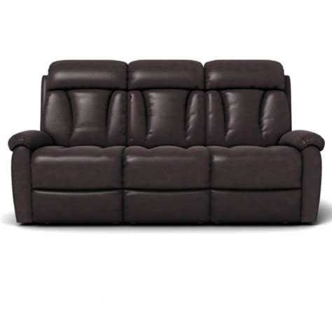Reclining Sofa Prices Lazboy 3 Seater Leather Power Recliner Sofa At The Best Prices