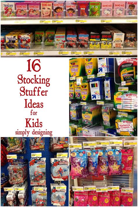 stocking stuffers ideas stocking stuffers for kids target giveaway mykindofholiday