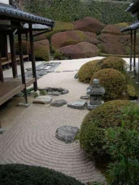 imagenes jardin zen japones jardines con aire oriental decoracion in