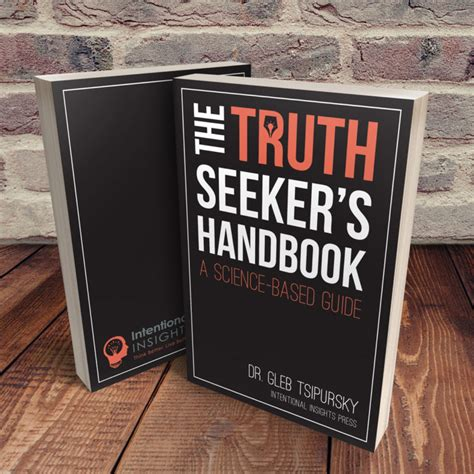 the seeker s handbook a science based guide