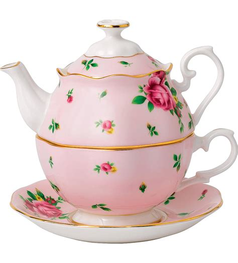 Teacup New Country gts product of the day royal albert new country roses tea set globetrotting stiletto