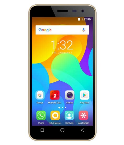 mobile android micromax spark vdeo 8gb 4g volte mobile phones at