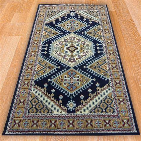 the range store rugs blue traditional pattern rug carpet runners uk
